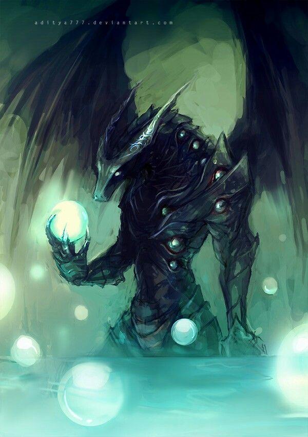 Shadow dragon revenge