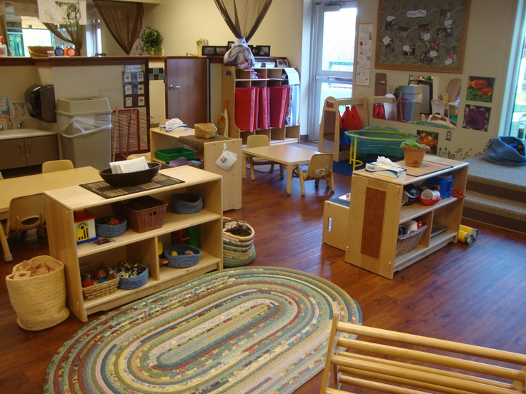 Natural Elements In Classroom Early Childhood Indoor