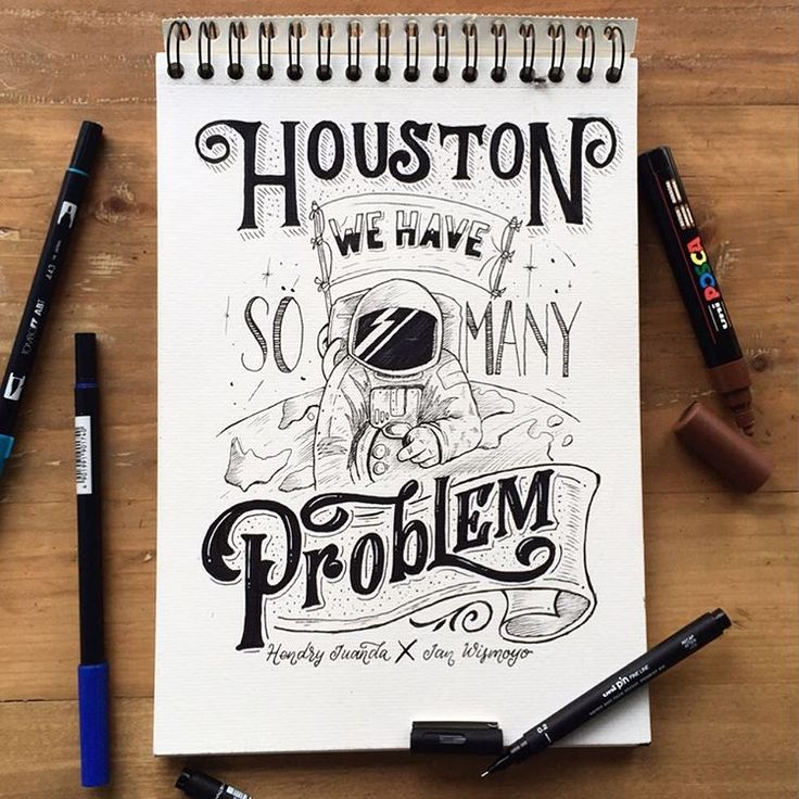 Houston we have so many problems