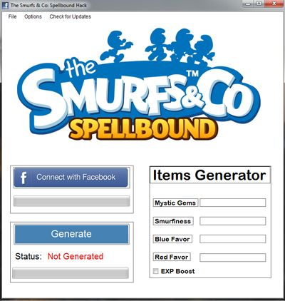 The Smurfs & Co: Spellbound Hack Tool Free No Survey