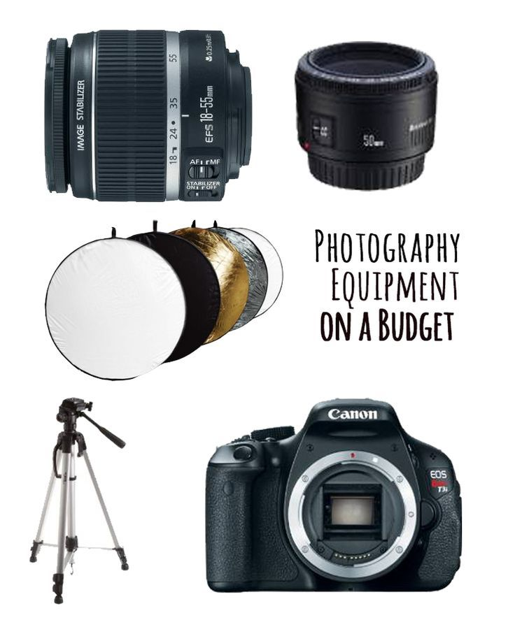 My Budget Photography Gear and A Hot Cup of Tea :)