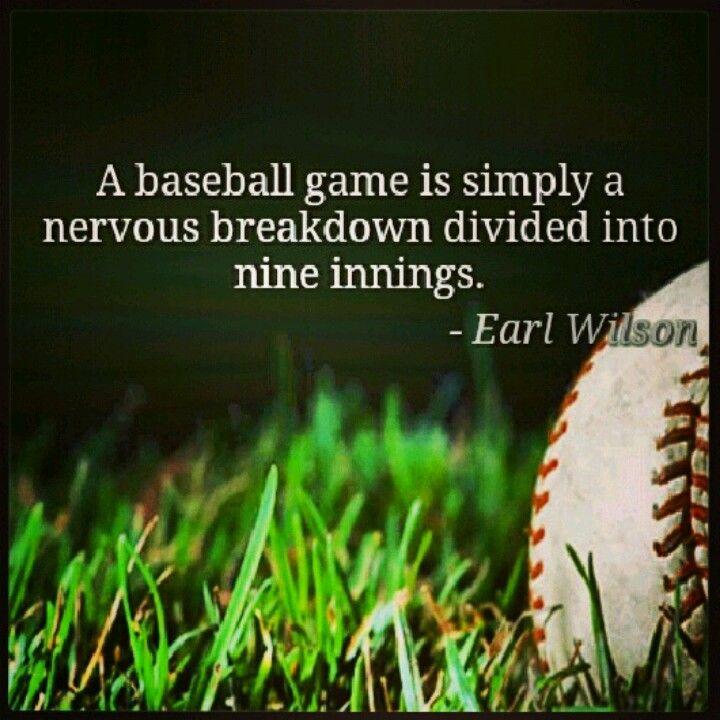 Best Baseball Quotes 24 Best Softballbaseball ❤ Images On Pinterest  Baseball Stuff .