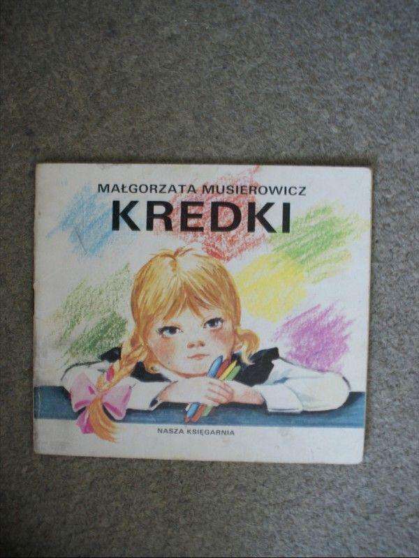 Poczytaj mi Mamo  Kredki  Musierowicz Malgorzata (1986)