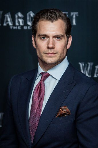 Henry Cavill - Warcraft: The Beginning at BFI IMAX in London on May 25, 2016.