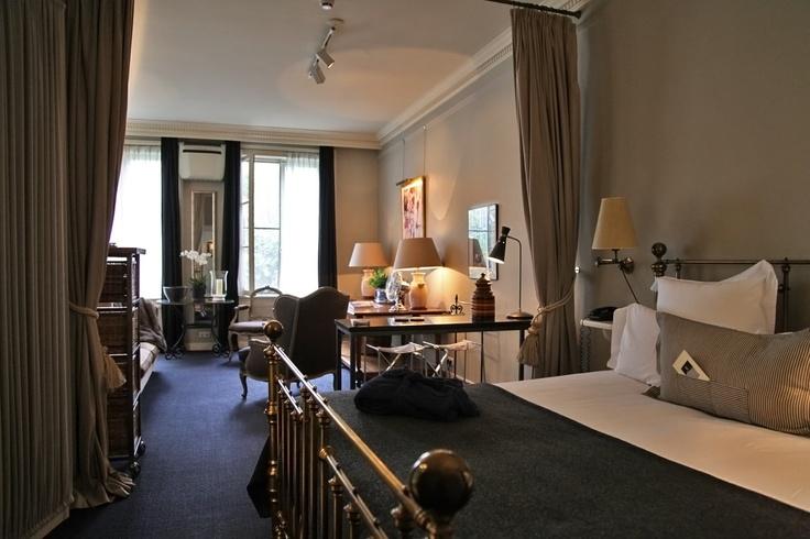 Hotel 717 // Amsterdam