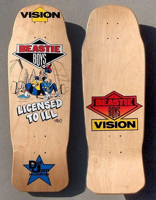 #beastie #boys Licensed to Ill