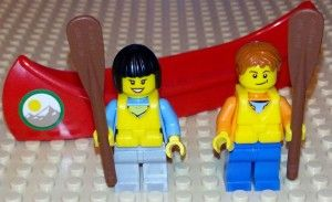 LEGO City 60057 #lego #legocity #camper #holiday #holidays #legoafol #afol #minifigure #minifigures #minifig #minifigs #legominifigure #legominifigures #canoe