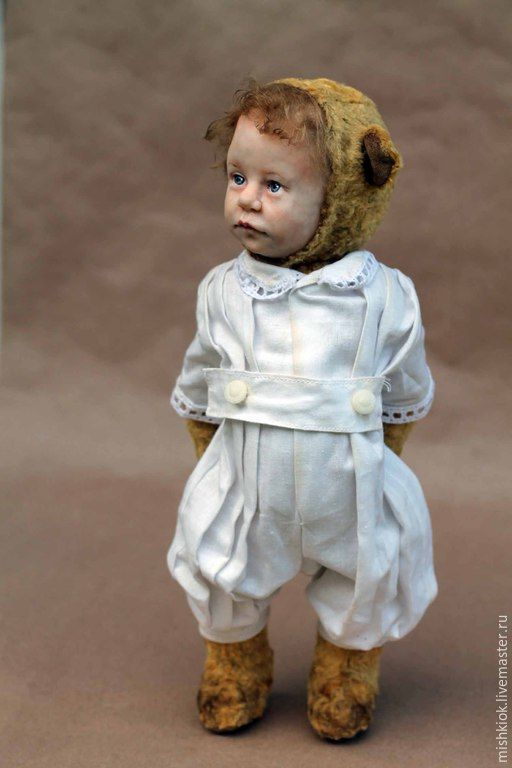 Тедди-долл Малыш - тедди долл, теддидолл малыш, малыш, тедди долл медвежонок