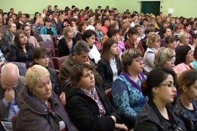 Родительская конференция прошла в Арзамасском районе. >>> Более 400 родителей, учителей, представителей надзорных органов и представителей общеобразовательных организаций собралось 15 апреля в ДК д. Березовка, чтобы обсудить организацию летнего отдыха детей. #83147ru #район #родители #дети #конференция Подробнее: http://www.83147.ru/news/2874