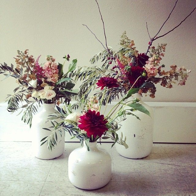Images about posey centerpieces and receptions on