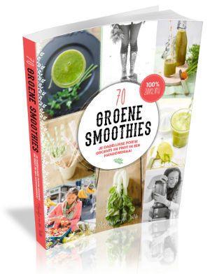 Gezonde recept - groene smoothie: spinazie, chia zaden en ananas. Lees hoe je met deze groene smoothie eenvoudig je dagelijkse portie groente binnenkrijgt.