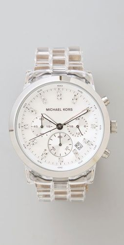 Michael Kors Oversized Watch Style #: MKWAT20030