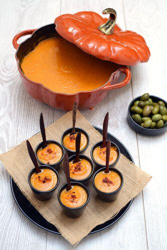 Soupe au chorizo selon Jamie Oliver - Envie d'apéro : #ilovemycocottestaub…