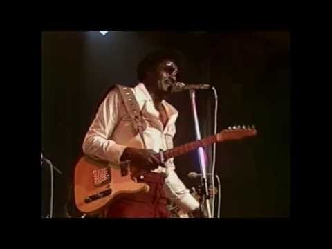 Albert Collins Live At Montreux 1979 full gig - YouTube