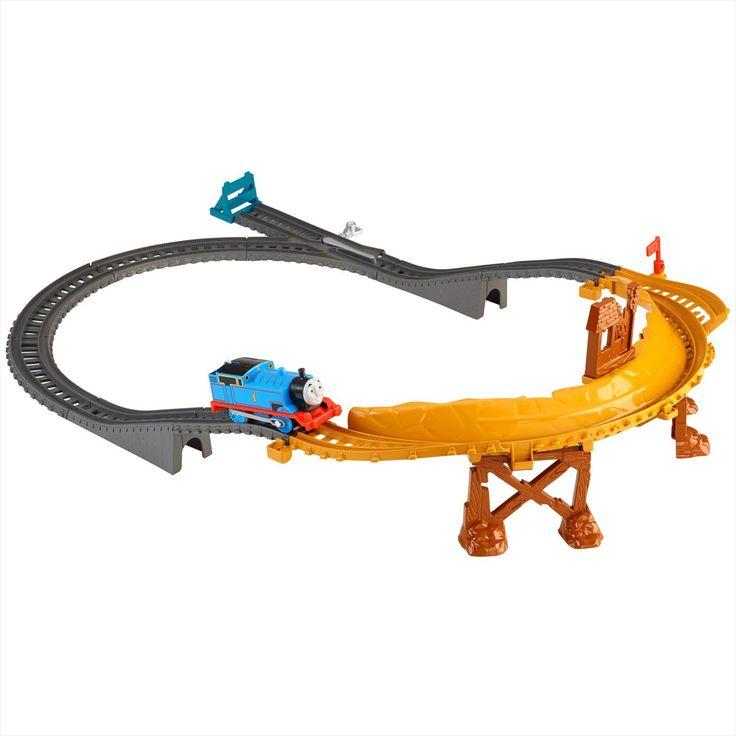 Trenes, juguetes y pistas| Thomas y sus amigos