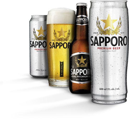 Sapporo Beer   Legendary Biru