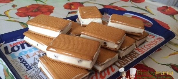 gelato biscotto bimby