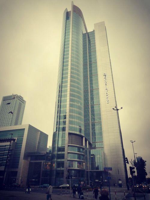 Warsaw - New Real estate development