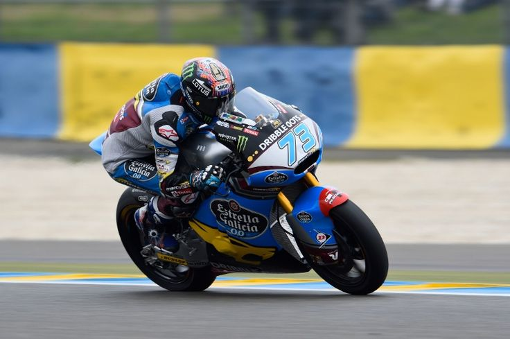 Alex Marquez, French Moto2 2015