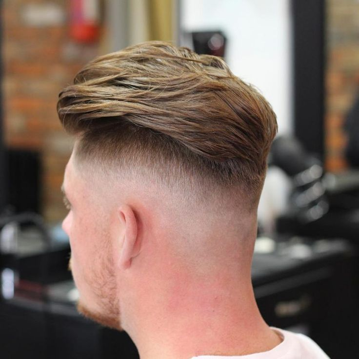 Coup de cheveux homme swag 2018