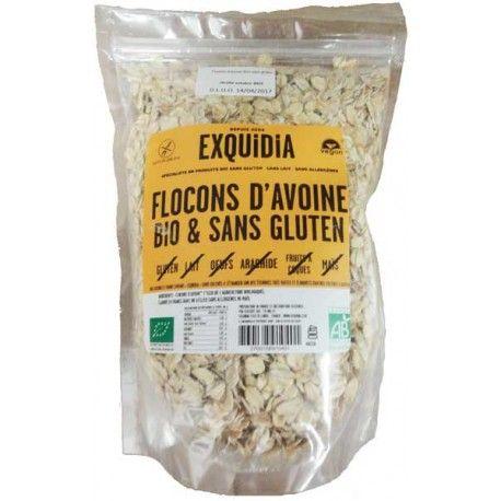 Flocons d'avoine - Exquidia