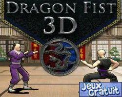 Dragon Fist 3D #jeux #flash #game_flash #Oway_Games_OG