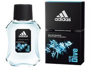 Adidas Ice Dive - Perfume Masculino Eau de Toilette 50ml