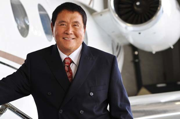 """It's not what you say out of your mouth that determines your life, it's what you whisper to yourself that has the most power!"" – Robert Kiyosaki 