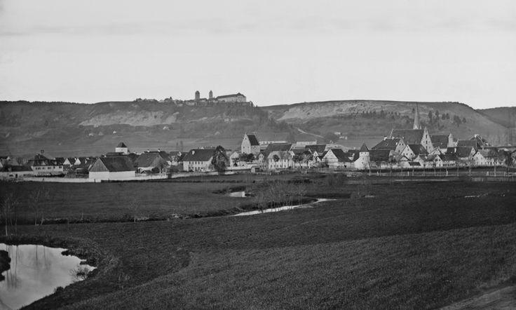 Historisches Beilngries Aufgenommen vor 1886