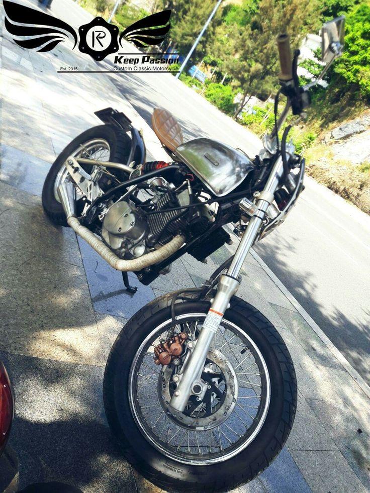 14 besten Streetfighter hyosung GA 125cc Custom Bilder auf Pinterest ...