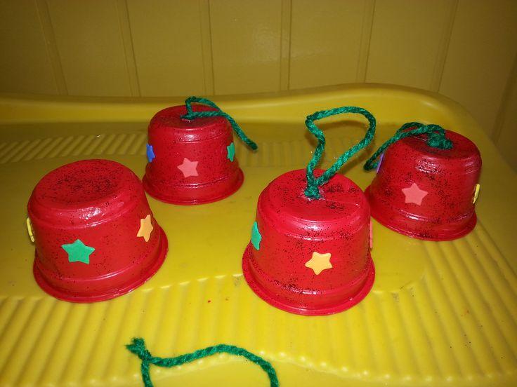 campanas de cajitas