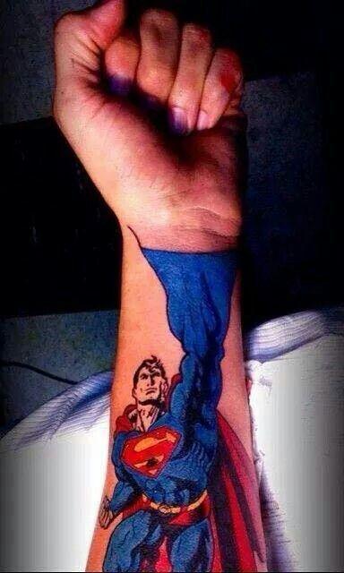 Superman Tattoo Designs For Girls 25+ best ideas ...