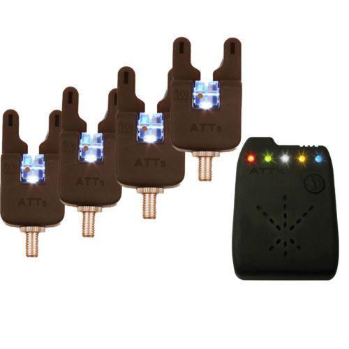 3-x-Gardner-ATTs-Underlit-Wheel-Bite-Alarms-V2-ATTX-Receiver-ALL-COLOURS