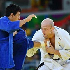 2016 Rio Olympics - Men's 90kg Bronze medal Judo