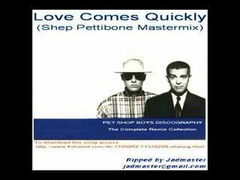 Pet Shop Boys - Love comes quickly (Shep P. Mastermix)