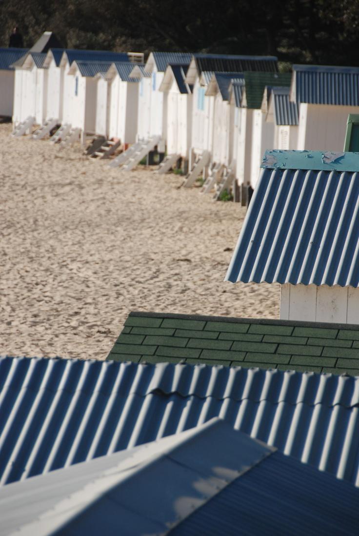 on the beach - Plage des Dames - Ile de Noirmoutier
