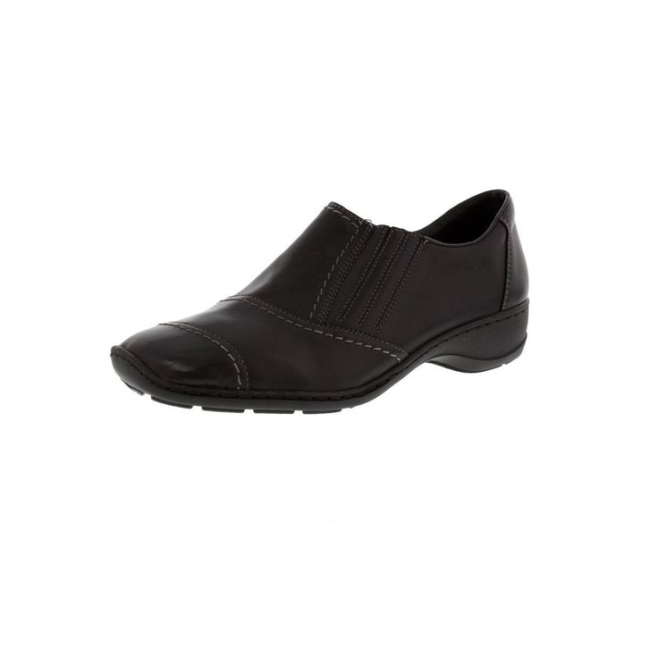 Rieker 58378-00 schwa/schw Womens casual shoes