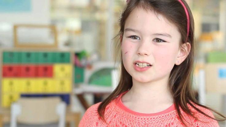 Naar school in De Melkfabriek (filmpje 2 min 30). Kindercentrum Avonturijn.