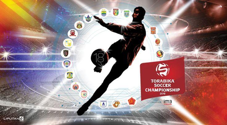 Torabika soccer championship (design: Abdillah/Liputan6.com)