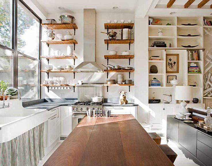55 Desain Rak Dapur Minimalis dan Gantung - Dapur adalah salah satu ruangan yang penting dalam sebuah rumah, ini karena dapur berfungsi se...