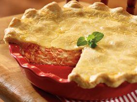 My Mom's Salmon Pie    | Clover Leaf