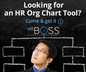 Organisational Chart for HR, HR Org Chart Tool, Organisational Chart, Human Resource Organisational Chart