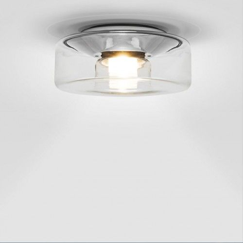 Serien Lighting Curling Ceiling clear laluce Licht&Design Chur