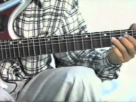 Vietnamese Vong Co Guitar Music