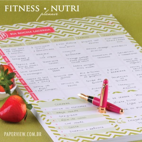 Que tal montar o seu planejamento semanal de atividade física, alimentação, rotina da casa e do escritório? Compre online - www.paperview.com.br • Receba em casa #deskplanner #planejadordemesa #fitness #todo #planejamento