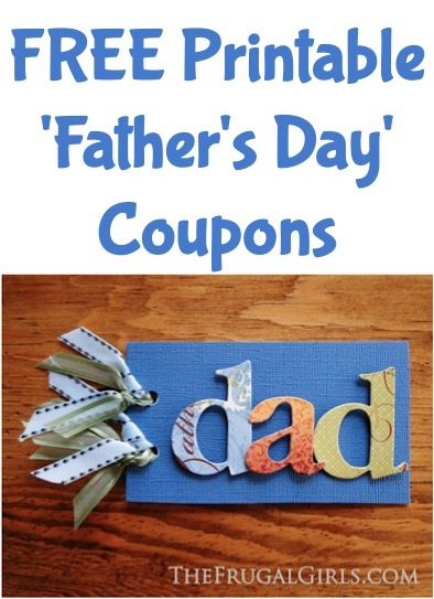 father's day promotion ideas