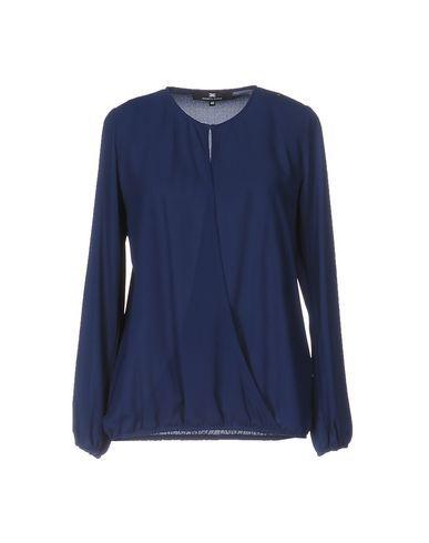 Prezzi e Sconti: #Elisabetta franchi blusa donna Blu scuro  ad Euro 106.00 in #Elisabetta franchi #Donna camicie bluse
