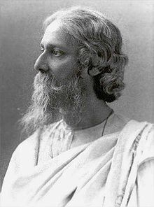 India   (pic. of Rabindranath Tagore)