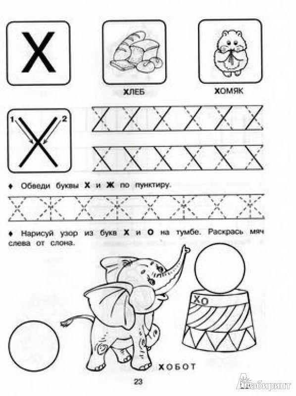 Иллюстрация 10 из 15 для Прописи: учимся писать буквы. Для детей от 5 лет - Елена Соколова | Лабиринт - книги. Источник: TNadin
