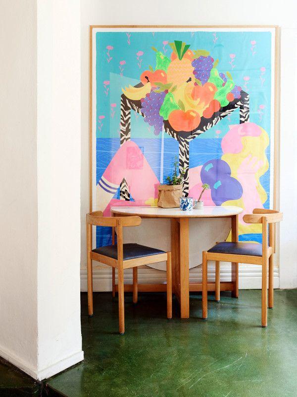Ellie King and Cale Sexton — The Design Files | Australia's most popular design blog.